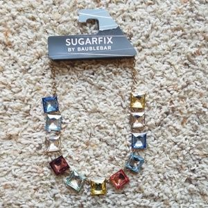 Sugarfix my Baublebar multicolored necklace